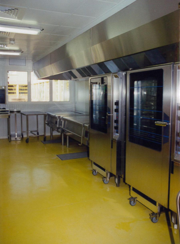 Cuisine centrale oissel normandie equipement for Cuisine centrale